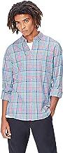 Marca Amazon - find.. Camisa de Cuadros para Hombre