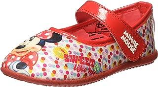 Minnie Girl's Ballet Flats