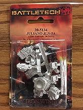 Classic Battletech Juliano JLN-5A 20-5134 ,#G14E6GE4R-GE 4-TEW6W296335
