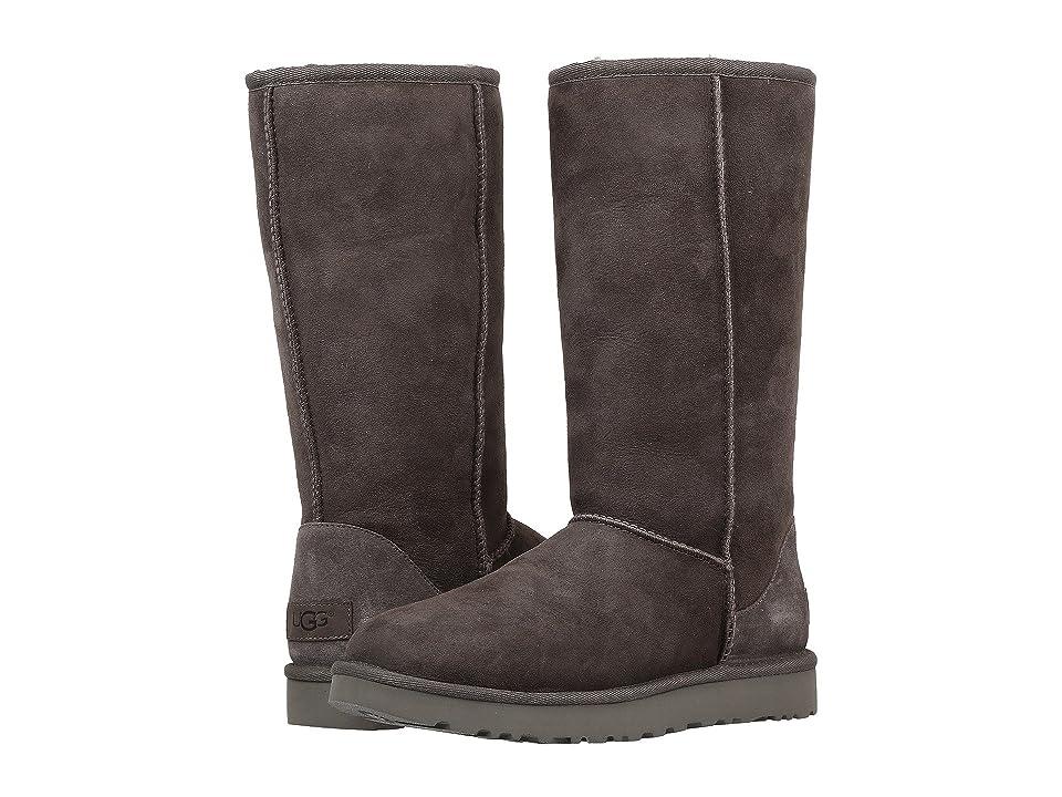 UGG Classic Tall II (Grey) Women's Boots