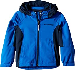 Columbia Kids SplashFlash™ II Hooded Softshell Jacket (Toddler)