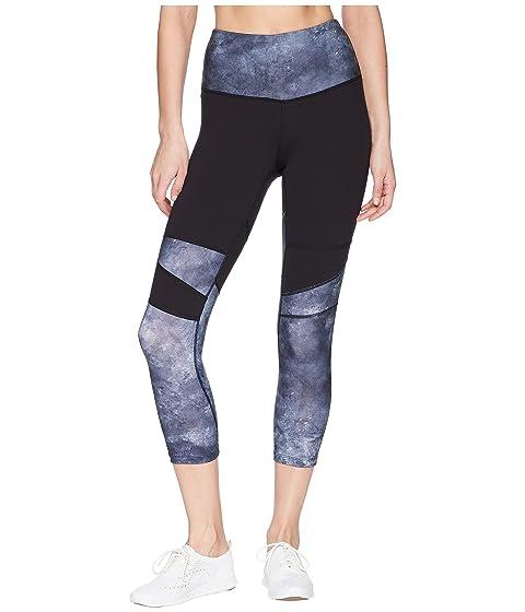 Motivation High-Rise Printed Crop Pants