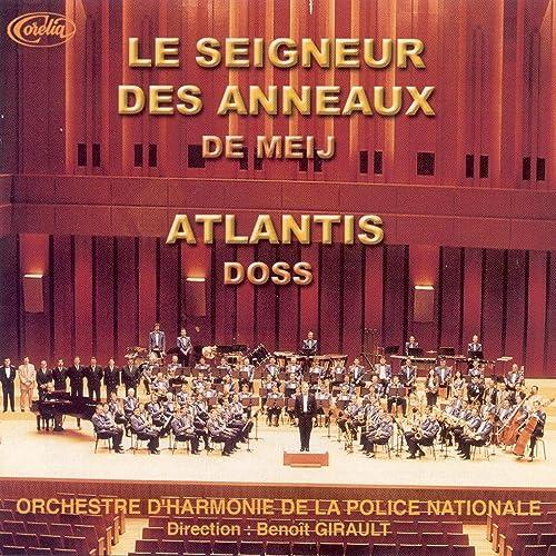 coupe classique design professionnel meilleur fournisseur Le Seigneur Des Anneaux de dir. Benoît Girault Orchestre d ...