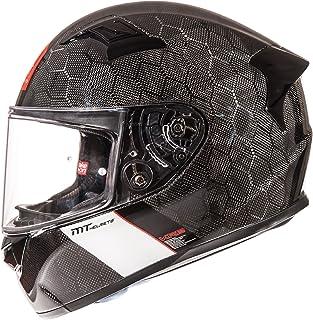 MT KRE - Casco integral para motocicleta DVS