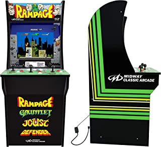arcade1up rampage