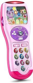 LeapFrog Violet's Learning Lights Remote, Pink