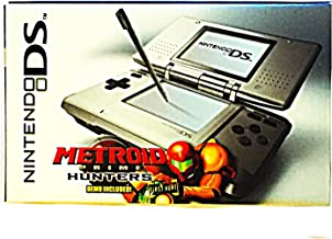 Nintendo DS Bundle with Metroid Prime Hunters Demo