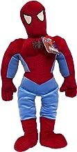 "Jay Franco Marvel Ultimate 26"" Pillowtime Pal, Blue, Avengers – Spiderman"