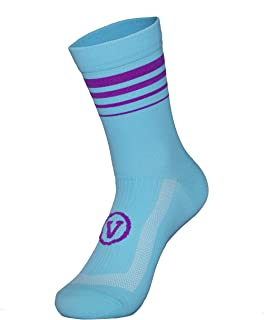 Cycling Socks SeeMees Mens Runninng compression Ankle Support | Fast Drying | Breathable