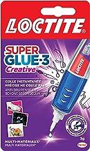 Loctite Super Glue-3 Creative, secondelijm in stiftvorm voor nauwkeurige toepassingen, Superglue gel, herbruikbaar, druipt...