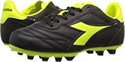 Diadora Kids Brasil R MD PU JR Soccer (Little Kid/Big Kid)