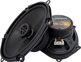 Harmony Audio HA-R68 Car Stereo Rhythm Series 5x7 6x8 Replacement 225W Speakers