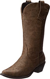 Women's Scrolls and Vines Western Boot