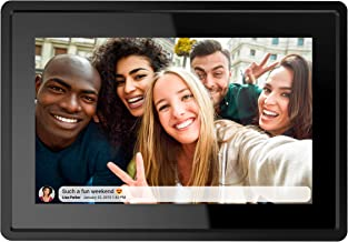 Feelcare 7 Inch 16GB Smart WiFi Digital Picture Frame, Send Photos or Small Videos from..