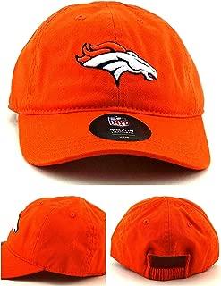 Outerstuff Denver Broncos New Youth Kids Orange Blue Infant Baby Era Hat Cap