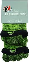Original Foot Alignment Socks Green/Black Happy Feet