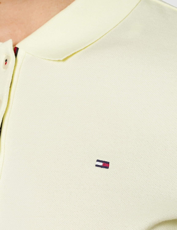 Tommy Hilfiger Damen Th Essential Reg Polo Ss Baby und Kleinkind-Tank-Top