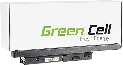 Green Cell Extended Serie U150P U164P Laptop Akku f r Dell Studio 17 1745 1747 1749  9 Zellen 6600mAh 11 1V Schwarz