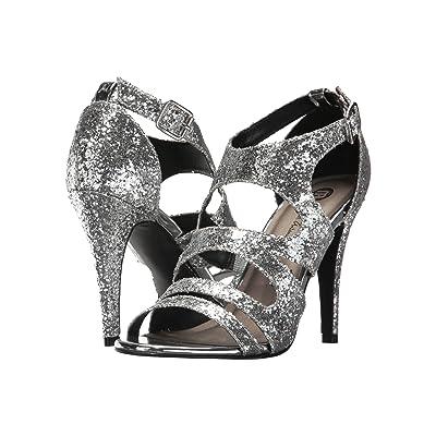 Michael Antonio Rakit (Silver) High Heels
