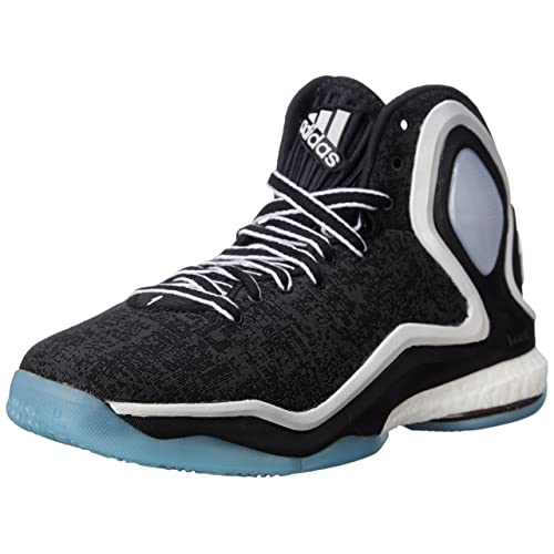 sports shoes d125d 9cfc9 adidas Performance Mens D Rose 5 Boost Basketball Shoe