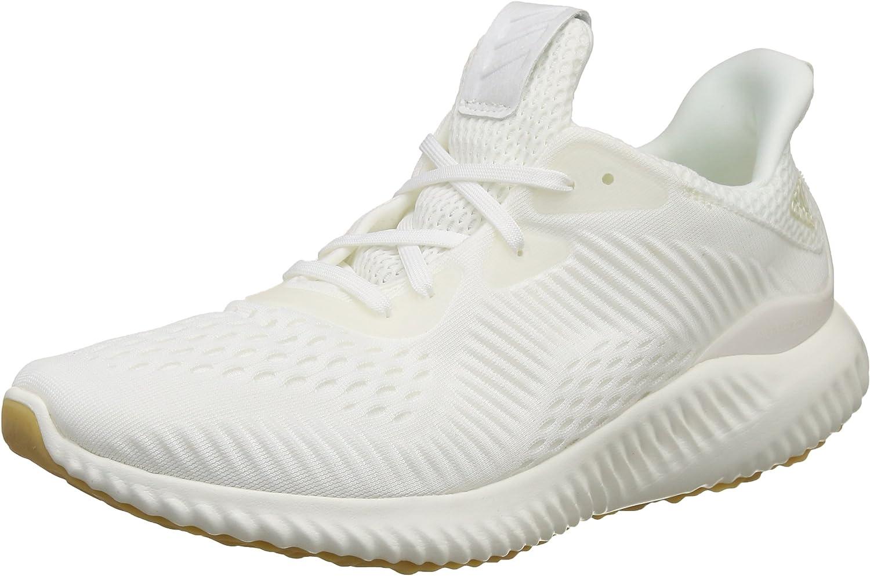 Adidas Men's Alphabounce EM Undye M, Ivory Gum