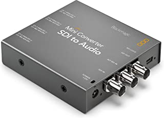 Blackmagic Design SDI to Audio Mini Converter CONVMCSAUD