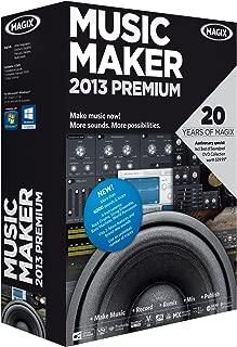 MAGIX Music Maker 2013 Premium