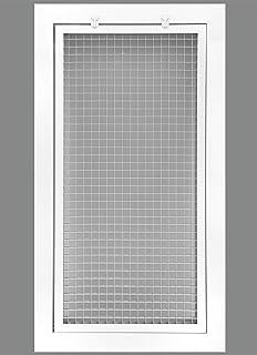 Cube Core - Rejilla de filtro de aire para caseta de huevo (