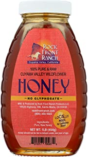 Rock Front Ranch, Queen Honey Wildflower, 1 Pound