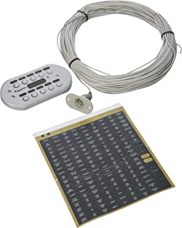 Pentair 521178 SpaCommand Pool Remote Controller with 150-Feet Cable, White