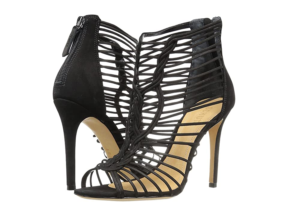 Schutz Margaery (Black) High Heels
