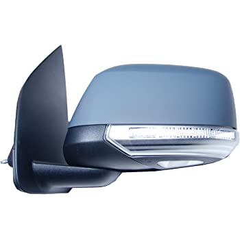 Alkar 9229998 Outside Complete Electrically Foldable//Electric Heated Primed Convex Mirror