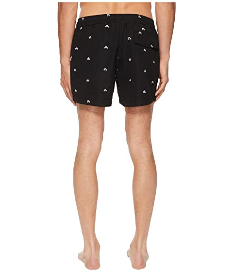 Paul Smith Crab Classic Patch Pocket Swimsuit Black Cheap Footlocker XsNv6