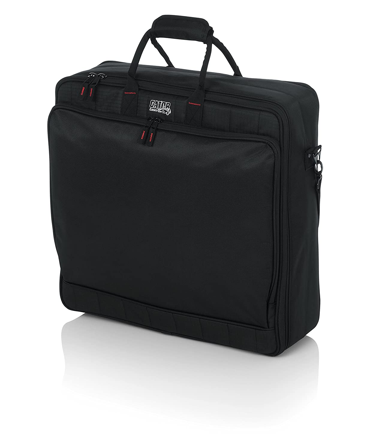 Gator Cases Padded Nylon Mixer/Gear Carry Bag with Removable Strap; 20