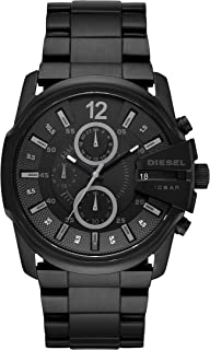 Men's Master Chief Stainless Steel Quartz Watch
