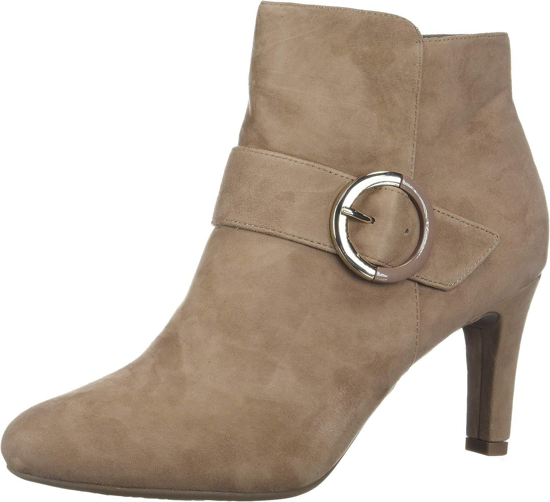 Frauen Frauen Lanaro Pumps Rund Leder Fashion Stiefel  erstklassiger Service