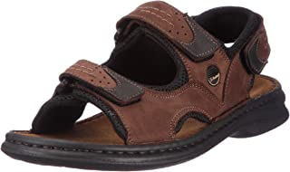 Josef Seibel Men's Franklyn Sling Back Sandals, Medium