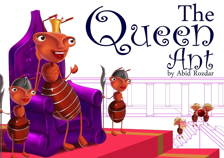 スタジオステージアスレチックThe Queen Ant: A journey into the day to day troubles of the ant kingdom (English Edition)