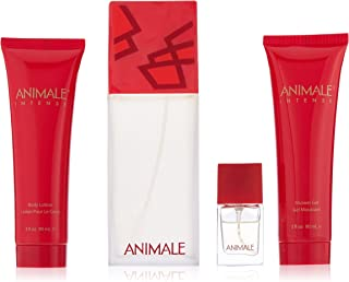 Animale Intense for Women 4 Piece Gift Set