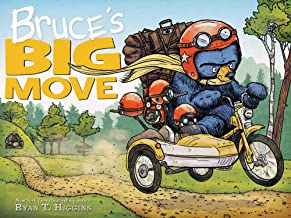 Bruce's Big Move (Mother Bruce Series (4))