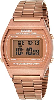 Casio Casual Watch Digital Display for Unisex B640Wc-5Adf