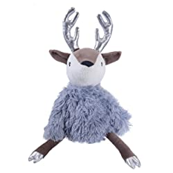 Rosewood Cupid and Comet Rudy Reindeer Dog Toy, 108 g