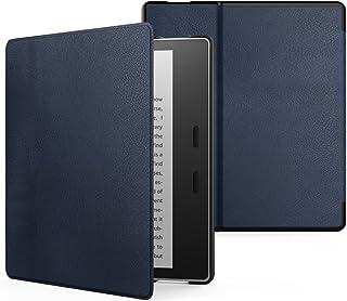 MoKo Compatible con All-New Kindle Oasis Case(solo 10ª e 9ª Generazione, 2019 e 2017 Release), Ultra Sottile Leggera Custo...