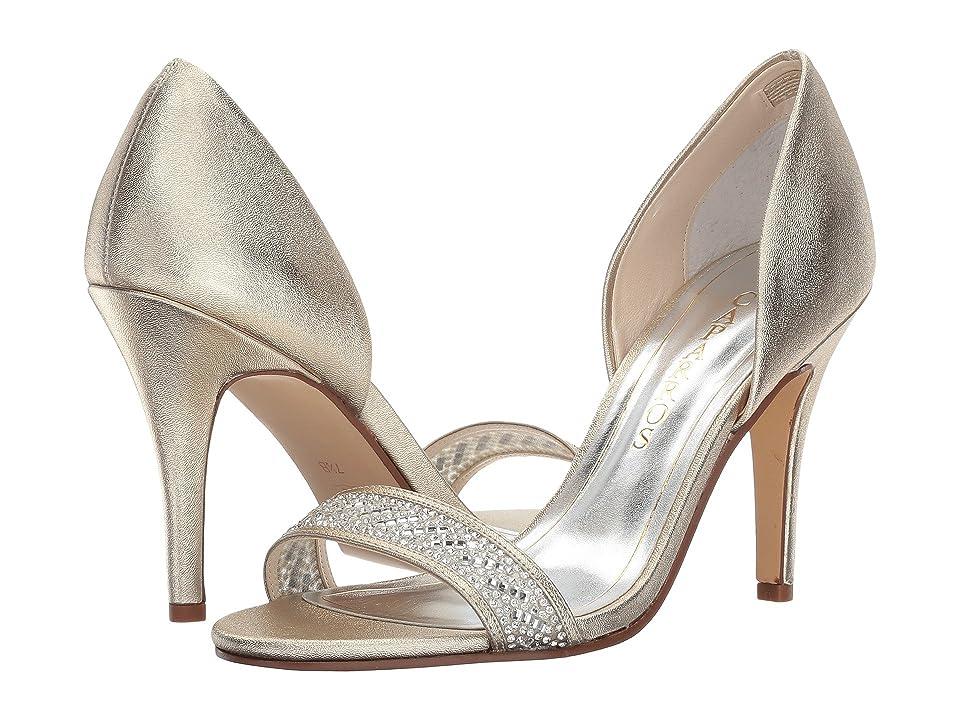 Caparros Illusion (Platino Metallic) High Heels