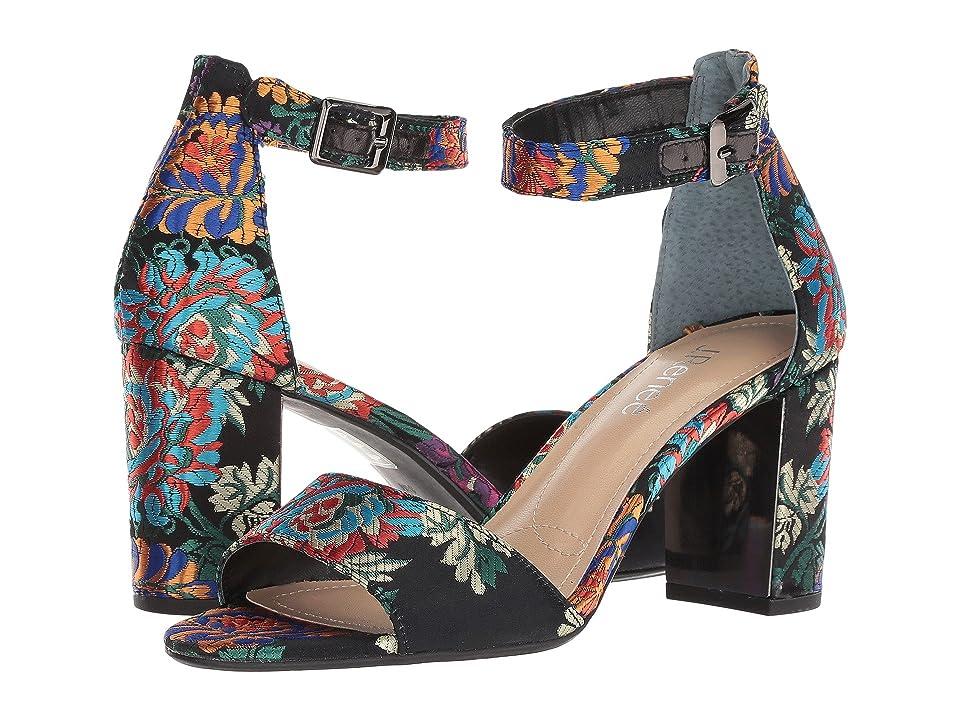 J. Renee Flaviana (Black Multi) High Heels