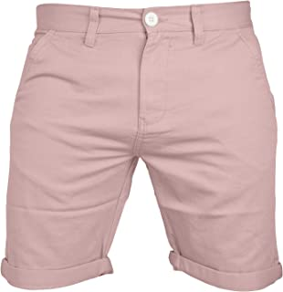 6753aa7066 westAce Mens Chino Shorts Casual 100% Cotton Cargo Combat Half Pant Summer  Jeans New