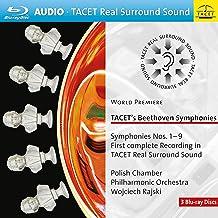 Tacet's Beethoven Symphonies Nos. 1-9