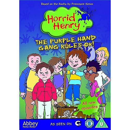 Horrid Henry: The Purple Hand Gang Rules OK!