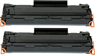 TONER EXPERTE® 2 Cartuchos de Tóner compatibles con HP CF283A Laserjet Pro M201dw M201n MFP M125nw M127fn M127fw M225dn M225dw M125a M127fp (1500 páginas)