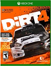 DiRT 4 Day 1 Edition for Xbox One rated T - Teen